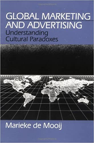 Book Global Marketing and Advertising: Understanding Cultural Paradoxes by Marieke de Mooij (1997-07-01)