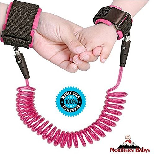 Buy Discount Baby Leash - Child Harness - Anti Lost Wrist Link - Toddler Leash - Keep Your kids Safe...