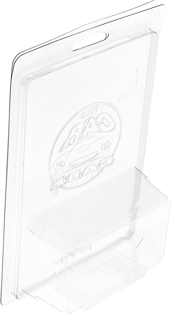 Protech Space Saver Car Cases for carded Hot Wheels Display and Storage, 50-pack