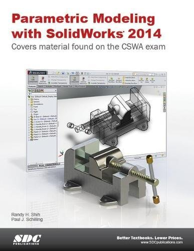 Download Parametric Modeling with SolidWorks 2014 pdf