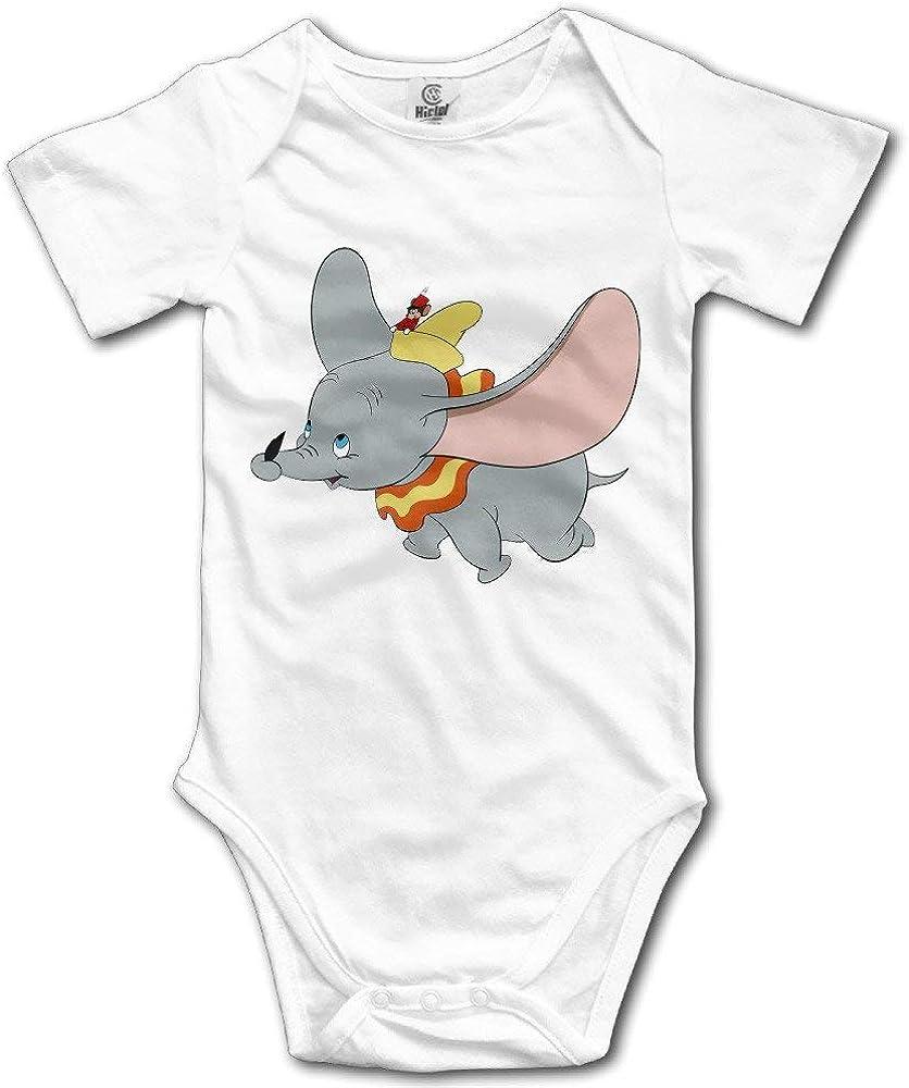 RTGreat Wuliwuli Popular Animal Elephant Dumbo Baby Baby Bodysuit Body per Bambini