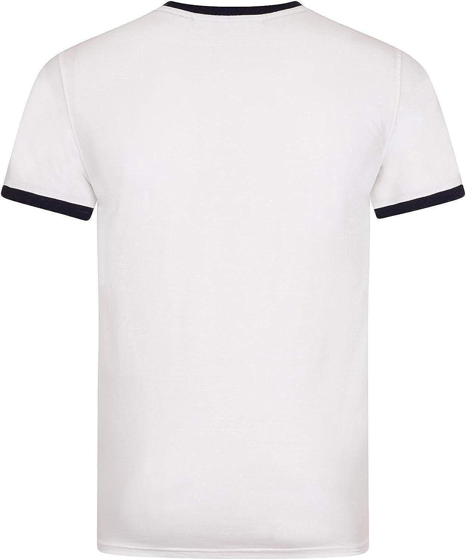 Fila Hombre Camiseta Essential Vintage, Blanco: Amazon.es: Ropa y ...
