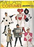 Mccall's Girls Halloween Costumes