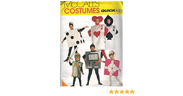 McCalls UNCUT Costumes Sewing Pattern size adult 8308