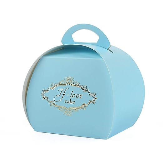 NACOLA Cajas para Cupcakes, Cajas para Tartas, Dulces ...