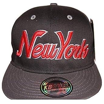 KB Ethos new york snapback caps 5335cca52ad
