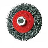 Silverline 277852 Crimp Bevel Brush, 100 mm