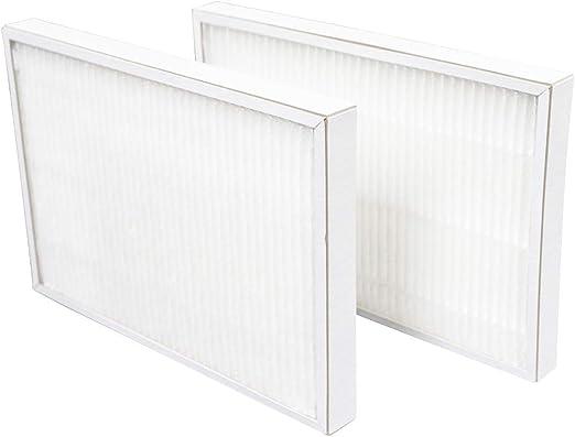 Brizz Filtres M5 compatibles VMC DUOLIX TWIN//BOX//COLLECTIF Atlantic 2 pi/èces