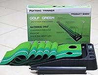 Indoor Golf Set P4G Ball Auto Return Putting Mat Indoor and Outdoor Mini Golf