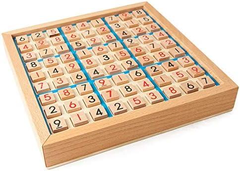 Amyove Sudoku ajedrez dígitos 1 a 9 Inteligente de Juegos de Mesa ...