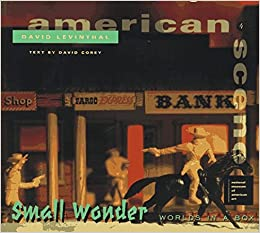 David Levinthal: American Scene Small Wonder World in a Box by David Corey (1996-12-02)
