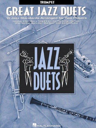 Duet Music Trumpet (GREAT JAZZ DUETS TRUMPET)