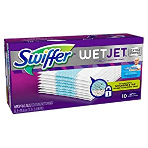 health, household, household supplies,  household cleaning 11 discount Swiffer WetJet Hardwood Floor Spray Mop Pad Refill deals