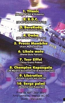 titanic de jb mpiana