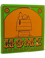 Home is on Top of a Dog House, by Charles M. Schulz