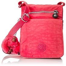 Kipling Eldorado Small Traveler, Vibrant Pink, One Size