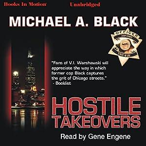 Hostile Takeovers Audiobook
