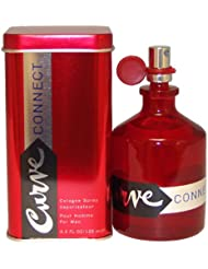 Curve Connect by Liz Claiborne for Men, Cologne Spray, 4.2 Ounce
