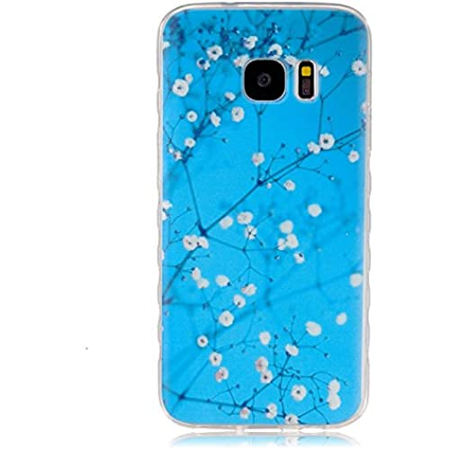 S7 Case, Galaxy S7 Case, Rowling Crstal Clear Exact Fit Flexible Ultra Slim TPU Soft Scratch Resistant Protective Sales