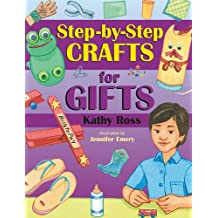 Step-by-Step Crafts for Gifts