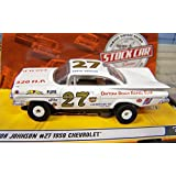 Auto World Legends Johnson 1959 Chevrolet Biscayne Stock Car Ho scale slot car