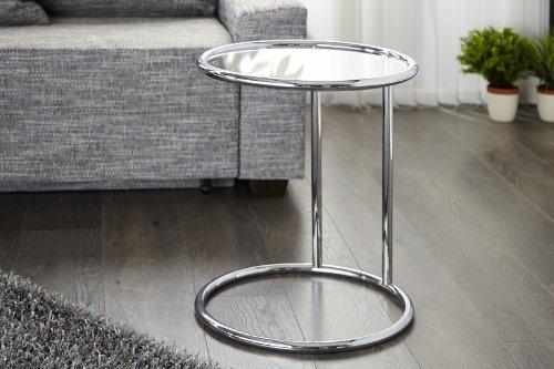 Dunord Design Beistelltisch Beistelltisch Design Couchtisch Rund