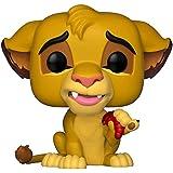Funko Pop Disney Lion King Simba Nc Games Padrão