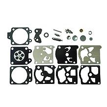 Carburetor Repair/Rebuild Kit Replaces Walbro K20-WAT for Walbro WA WT Series Carburetor Echo Homelite Husqvarna Stihl Chainsaw String Trimmer