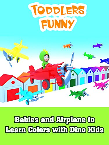 Shape for Toddlers with Baby Dino Learn Colors