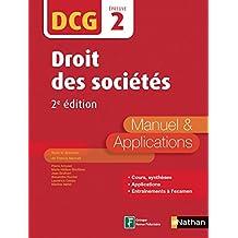 Droit des sociétés - 2e édition (EXPERT COMPTA)