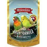 Missing Link ULTIMATE AVIAN Nutritional Supplement Formula for All Birds 3.5 oz