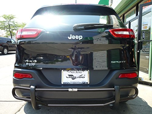 off road bumper for jeep cherokee - 6