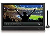 Odys Moveon 10,1 Zoll (25,7cm) Tragbarer Fernseher - Portabler...