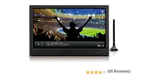 Odys Moveon - Televisor portátil de 10.1