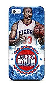 TYHde Premium Durable Philadelphia 76ers Nba Basketball (20) Fashion Tpu Iphone 4/4s Protective Case Cover ending