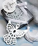 Book Lovers Collection angel bookmark favors, 40