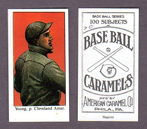 Used, Cy Young 1909-11 T206 American Caramel Tobacco Baseball for sale  Delivered anywhere in USA