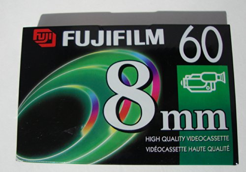 FUJI P6-60 MP DS 8mm Video Cassette