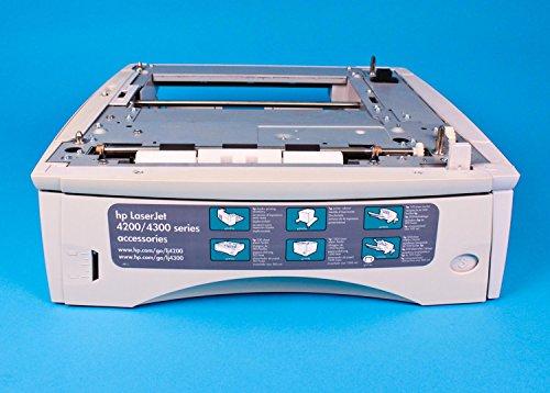 Q2440A HP 4200, 4300 OPTIONAL FEEDER (500-SHEET)- 90-D-W by HP (Image #1)
