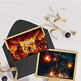 GTOTd Stickers for Doom:Eternal 20-Pcs, Sticker