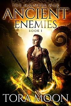 Ancient Enemies Malvers War Book ebook product image