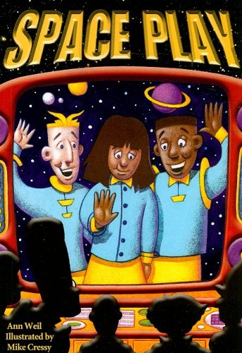 Steck-Vaughn Power Up!: Leveled Readers Grades 6 - 8 Space Play ebook