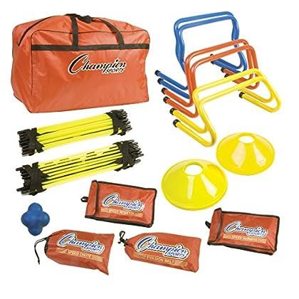 Image of Champion Sports Speed Agility Kit