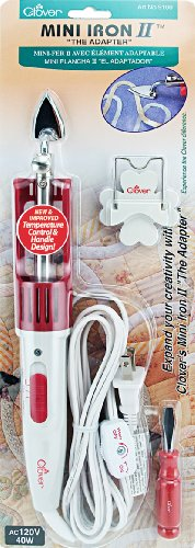 Clover Mini Iron II -The Adapter (Center Piece Plate compare prices)