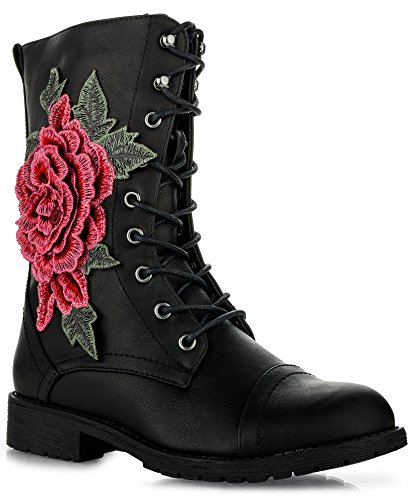 Womens Motorcycle Boots On Sale - 4
