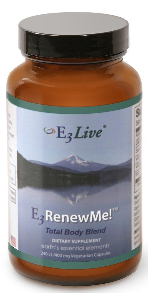 E3Live E3renewme! Supplement, 240 Count