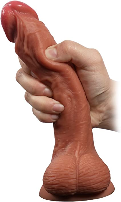 Pipedream Products King Cock Squirting Realistic Cock 8 Inch Dildo