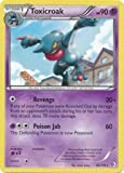 Pokemon - Toxicroak (66/149) - BW - Boundaries Crossed