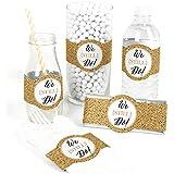 We Still Do - 50th Wedding Anniversary - DIY Party Supplies - Wedding Anniversary Party DIY Wrapper Favors & Decorations - Set of 15