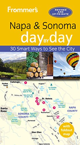 - Frommer's Napa and Sonoma day by day